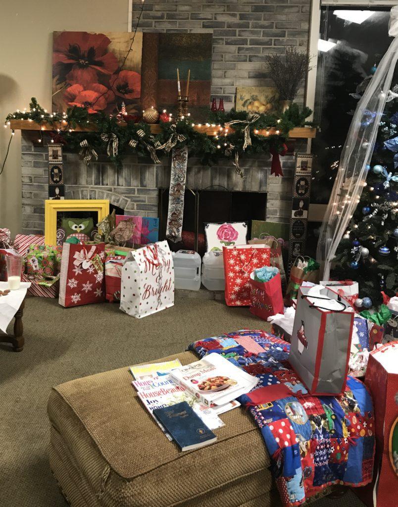 Christmas 2017 Vera Lloyd